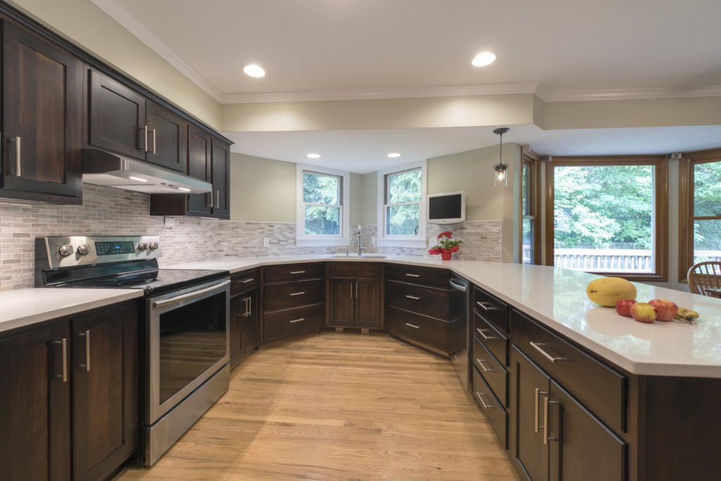 Custom Kitchen Cabinetry by Centier Specialties